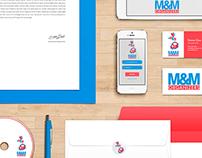 M&M Organizers - Identity