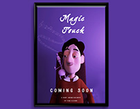 Magic Touch - Short 3D animation movie