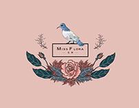 《 MISS FLORA 》品牌包装设计