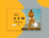 Gemini.Website