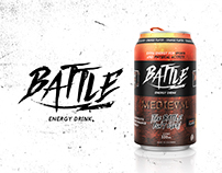 Battle - Energy Drink
