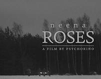 Neena - Roses by PSYCHOKINO