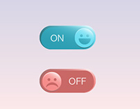 Daily UI day 15 day on off switch