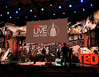 TED Talks Live : Screen Graphics for 3 PBS Specials
