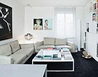Apartment in via Bonvesin de la Riva Milano