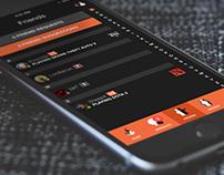 Curse App Redesign Concept
