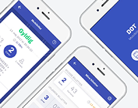 UX/UI: DOT Mobile Tickets app unofficial redesign
