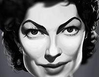 Celebrity Sunday - Ava Gardner