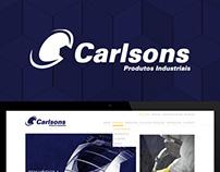 CARLSONS - Identidade Visual
