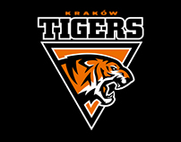 Krakow Tigers logo