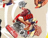 Collage Artwork 088-090