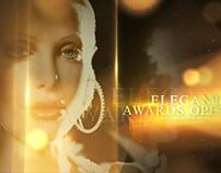 Elegant Awards Logo Opener