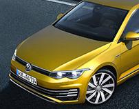 VW Golf VIII - Nov 2018 Larson/AutoBild