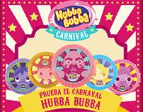 Hubba Bubba Circus - Campaña e Ilustración