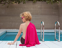 By the swimming pool 2