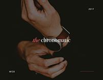 The chronomatic — web