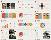 27+ Best annual multicolor creative PowerPoint template
