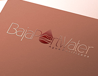 BAJA PORT WATER © | BRANDING