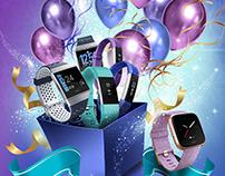 Fitbit Promo Campaign