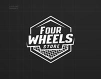 Разработка логотипа. Диски для Lamborghini, Rolls Royce