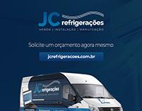 Website - JC Refrigerações