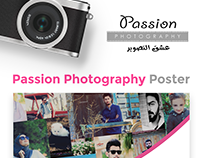 Passion Photography Poster