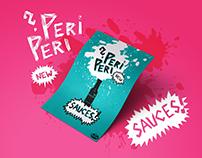 Peri Peri Sauce /// London