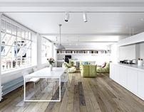 Bermondsey Warehouse Loft Apartment