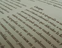 Pequeño manual de diseño editorial