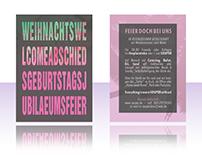 CHRISTMAS CARDS 4 SOUPER.de in Frankfurt am Main