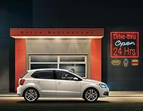 Volkswagen Drive-Thru