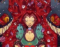 Alice's Red Dream