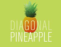 Diagonal Pineapple