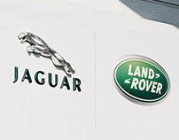 Landrover & Jaguar App + Social Media