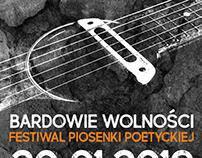 Bardowie Wolności - Festiwal Piosenki Poetyckiej