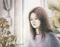 Disappointed girl_watercolor