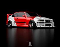 BMW E36 Tornado