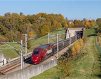 Bahnbilder November 2018