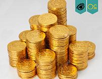 Money Campaign. Ricolino.