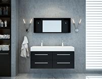 Bathroom: Furniture