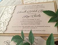 Charles Wedding
