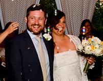 Casamento de Larissa e Brian