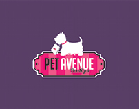 Diseño de logotipo para Boutique de animales