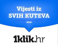 Web Banner // 1klik.hr