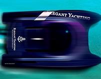 Сruise yacht
