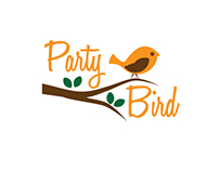 Party Bird Brand Design