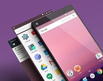 Basic Smartphone Mockup (PSD free)