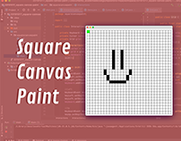 Square Canvas Paint - FullStack developer