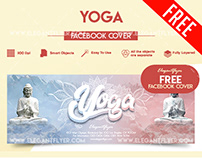 Yoga - Free Facebook Cover