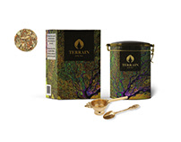 Luxury Tea Packaging